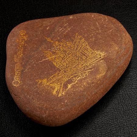 Сувенир из натурального камня Санкт-ПетербургИзделия ручной работы<br>Сувенир из натурального камня Санкт-Петербург<br><br>kit: None