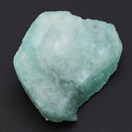 Кристалл аквамарин зеленый  (1,5-2 см) 1 шт