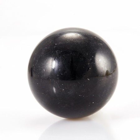 Шар нефрит черный  5 смНефрит<br>Шар нефрит черный  5 см<br><br>kit: None
