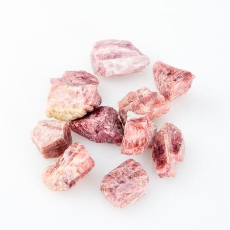 Кристалл турмалин розовый  (1-1,8 см) 1 шт