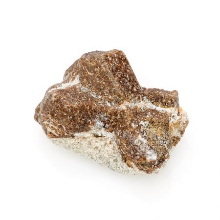 Кристалл в породе ставролит  XS