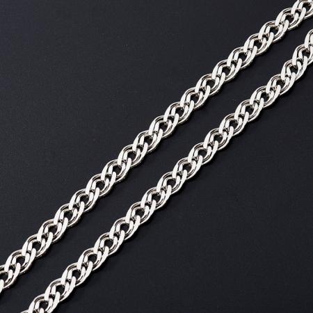 Цепь (серебро 925 пр.)  55 смЦепи<br>Цепь (серебро 925 пр.)  55 см<br><br>kit: None