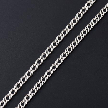Цепь (серебро 925 пр.)  45 смЦепи<br>Цепь (серебро 925 пр.)  45 см<br><br>kit: None