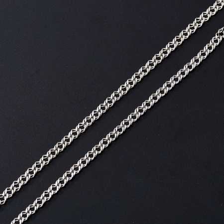 Цепь (серебро 925 пр.)  60 смЦепи<br>Цепь (серебро 925 пр.)  60 см<br><br>kit: None