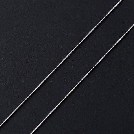 """Цепь (серебро 925 пр.) 50 см ООО """"Карелшунгит"""""""