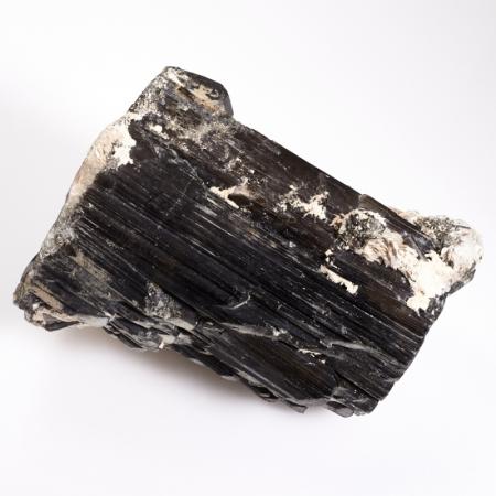 Кристалл турмалин полихромный  М 9х10х12 см