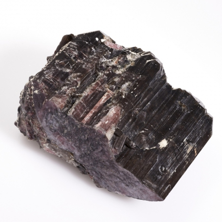Кристалл турмалин полихромный  (сросток) M 4х6х8 см