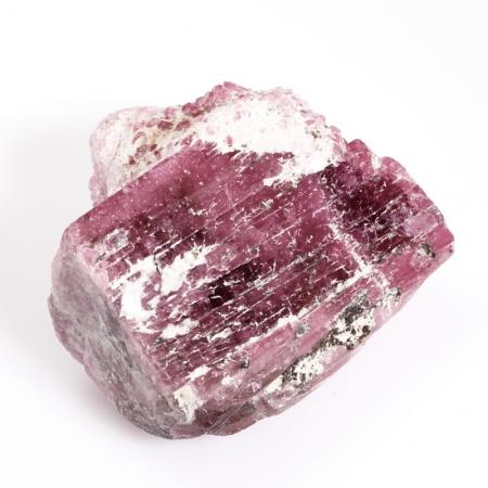 Кристалл турмалин розовый  (сросток) S 4х6,5х6,5 см