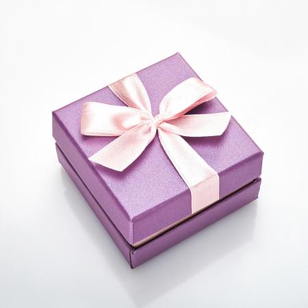 Подарочная упаковка под кольцо/серьги 55х55х35 мм