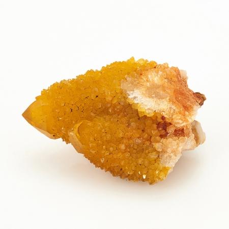 Кристалл цитрин кактусовый  (сросток) S