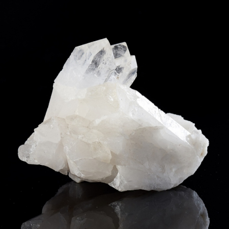 Кристалл (сросток) кварц  M