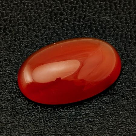 Кабошон сердолик  12*18 мм