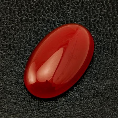 Кабошон сердолик  12*20 мм