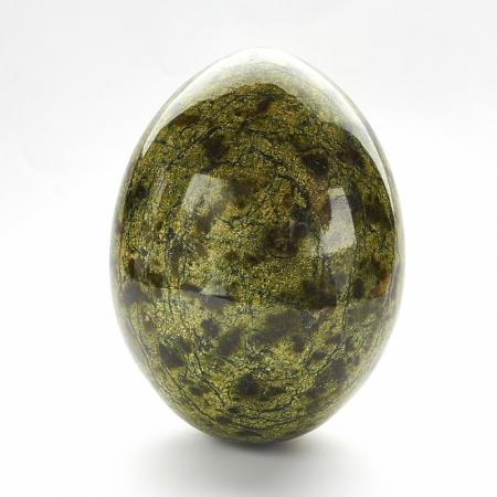 Яйцо змеевик  47x59 мм