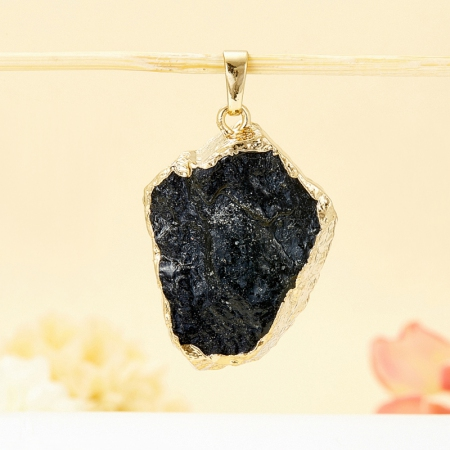 Кулон кристалл турмалин черныйТурмалин<br>Кулон кристалл турмалин черный<br><br>kit: None