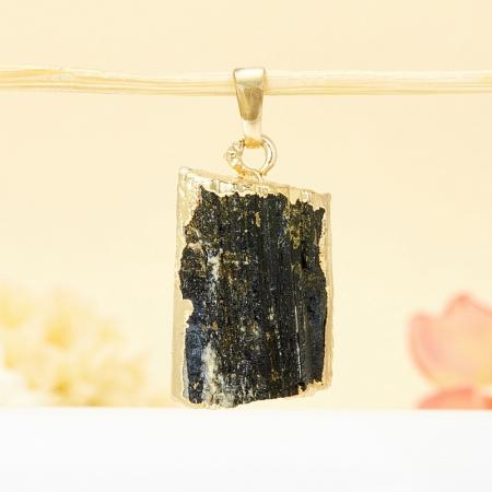 Кулон кристалл турмалин черный от Mineralmarket