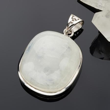 Кулон лунный камень