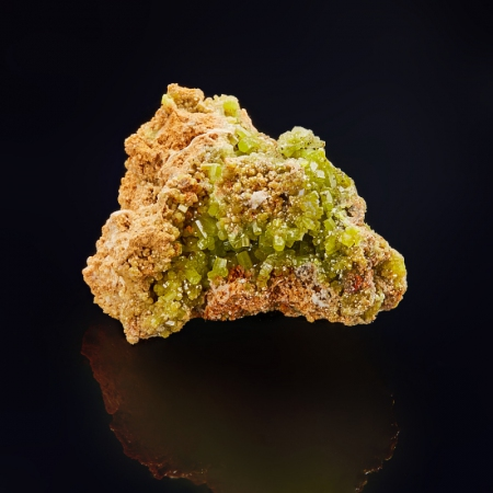 Образец пироморфит  XS