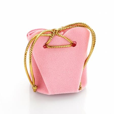 Подарочная упаковка универсальная (мешочек объемный розовый) 35х35х40 ммПодарочная упаковка<br>Подарочная упаковка универсальная (мешочек объемный розовый) 35х35х40 мм<br><br>kit: None