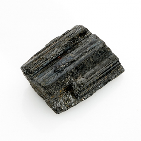Кристалл турмалин черный  S