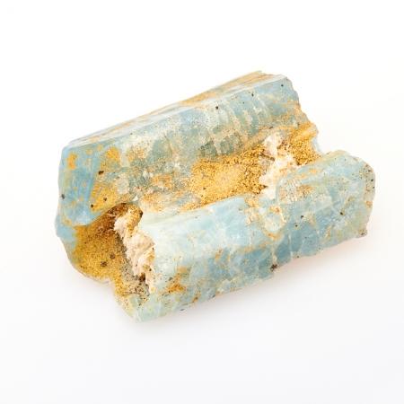 Кристалл апатит синий  XS