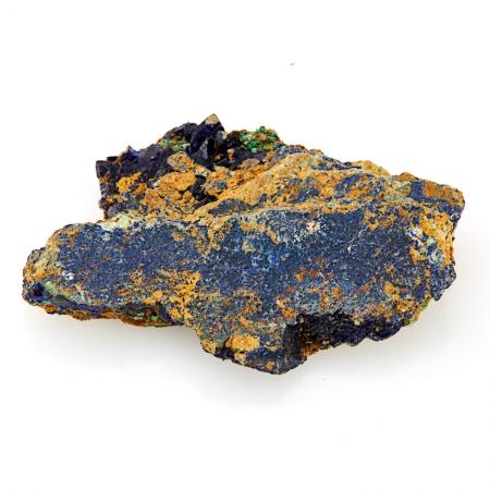 Образец азурит с малахитом  XSАзурит<br>Образец азурит с малахитом  XS<br><br>kit: None