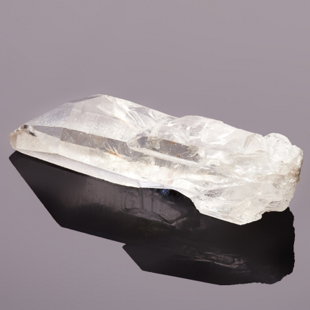 Кристалл горный хрусталь  (сросток) XS