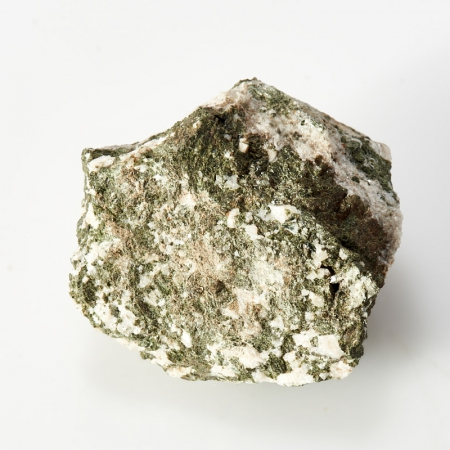 Образец молибденит, диопсид  XS