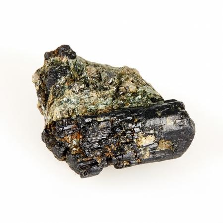 Кристалл в породе турмалин черный  XXS