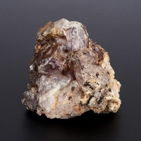 Кристалл аметист, кварц  S