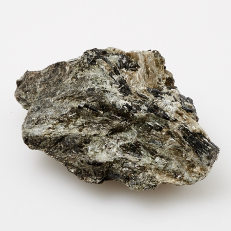 Кристалл в породе турмалин черный  S