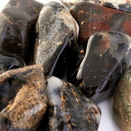 Яшма серебряная  (3-4 см) 1 шт