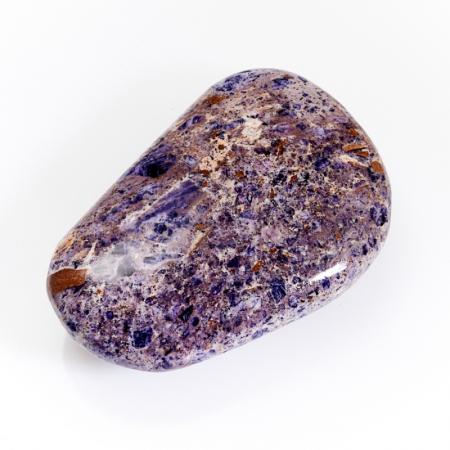 Флюорит жильный фиолетовый  M
