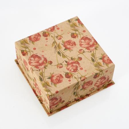 Подарочная упаковка под серьги/кольцо/кулон 90х90х40 ммПодарочная упаковка<br>Подарочная упаковка под серьги/кольцо/кулон 90х90х40 мм<br><br>kit: None