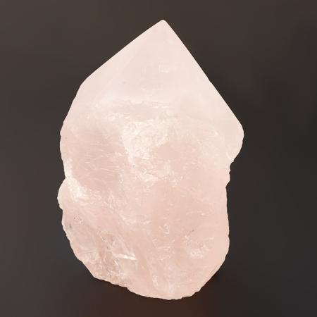 Кристалл розовый кварц  S