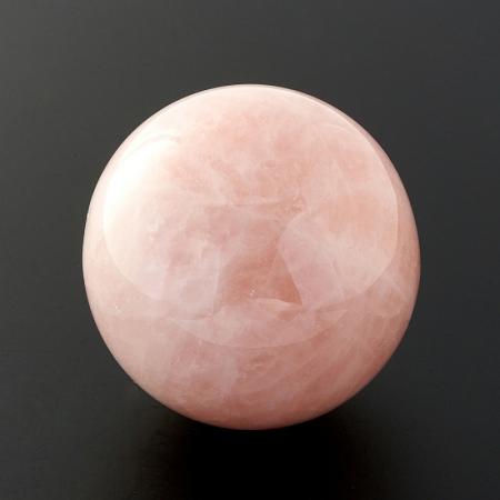 Шар розовый кварц  2,5 см