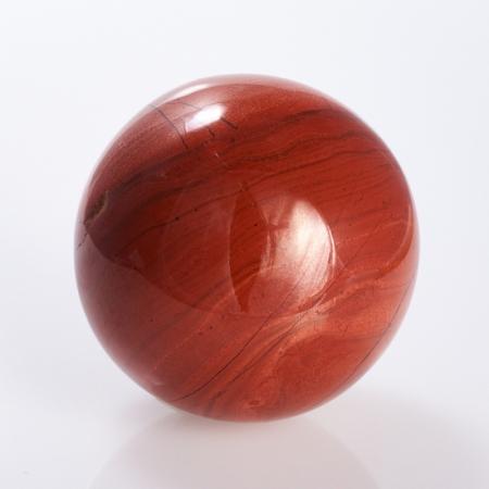 Шар яшма брекчиевая  5 см
