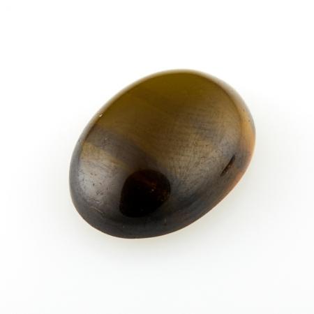 Кабошон турмалин  10*14 мм
