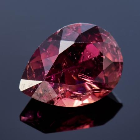 Огранка турмалин розовый (рубеллит)  5.5*7.5 ммТурмалин<br>Огранка турмалин розовый (рубеллит)  5.5*7.5 мм<br><br>kit: None