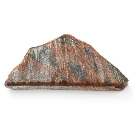 Срез обсидиан коричневый  SОбсидиан<br>Срез обсидиан коричневый  S<br><br>kit: None