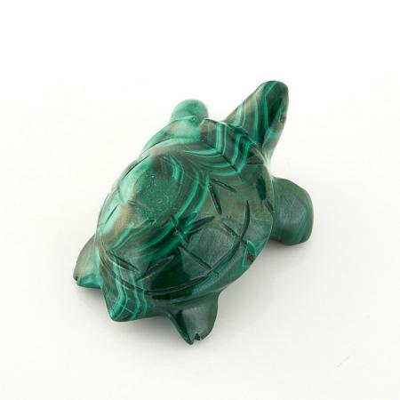 Черепаха малахит  3 см