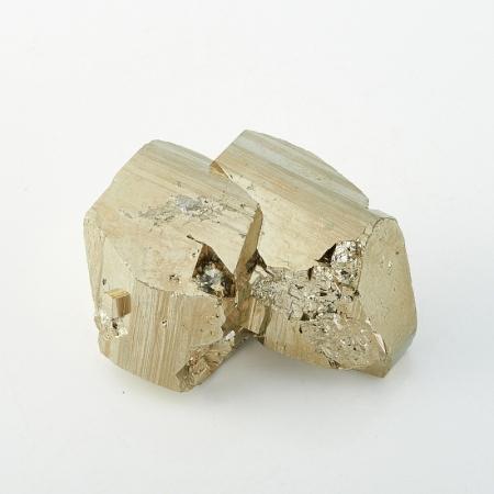Кристалл пирит  25х35х42 мм