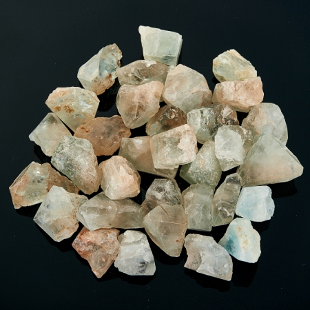 Кристалл топаз Шерловая Гора (1,5-2 см) 1 шт