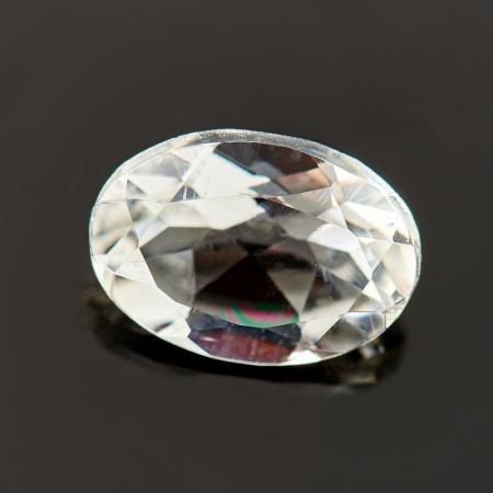 Огранка горный хрусталь  5*7 мм