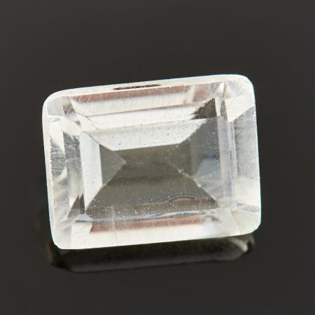 Огранка горный хрусталь  6*8 мм
