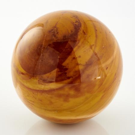 Шар яшма (мукаит)  6 см