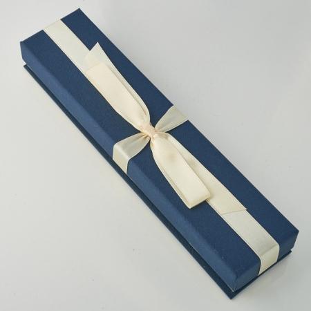 Подарочная упаковка под цепь/бусы/браслет 200х45х23 ммПодарочная упаковка<br>Подарочная упаковка под цепь/бусы/браслет 200х45х23 мм<br><br>kit: None