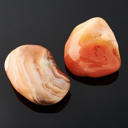 Агат абрикосовый  (5-6 см) 1 шт
