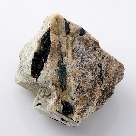 Уссингит, эгирин, мурманит  (Мурманская обл.) 4,5 см