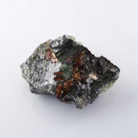 Ломоносовит, микроклин,эгирин  (Мурманская обл.)